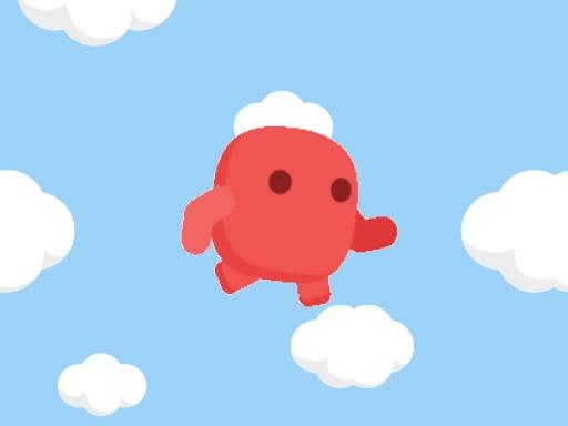Красный Человек: Прыжки