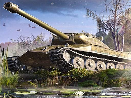 Play War Of Tanks Shooter