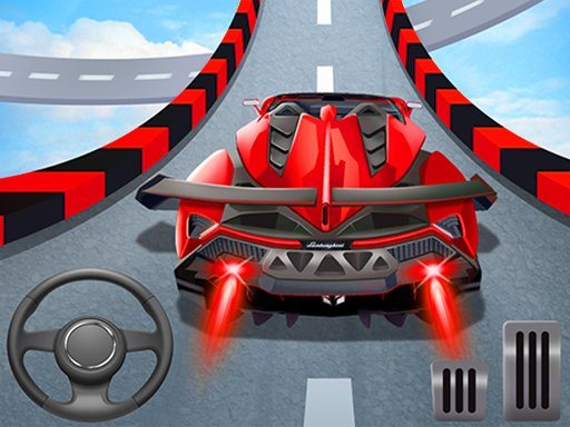 Car Stunts Race 3D