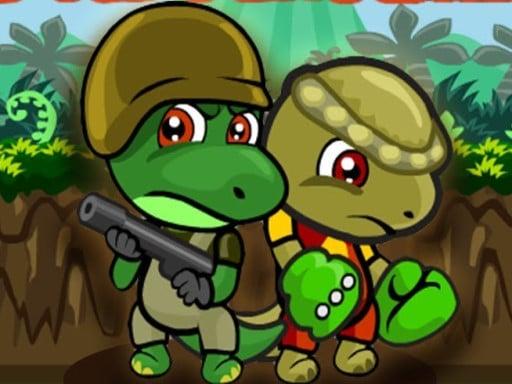 Приключение отряда динозавров