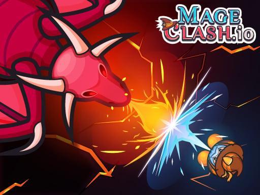 Mageclash.io  – Multiplayer