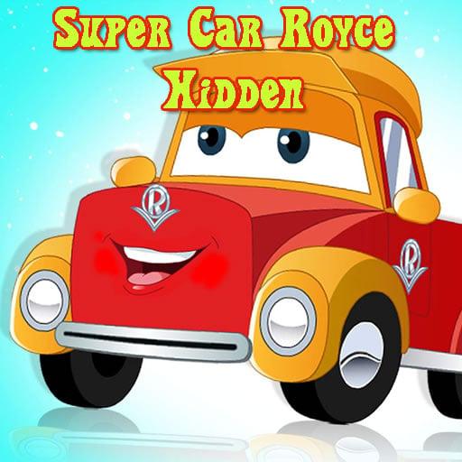 Super Car Royce Hidden