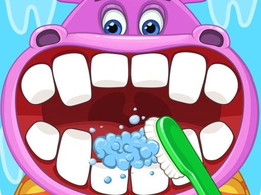 Dentist Games Inc: Dental Care Free Doctor Games
