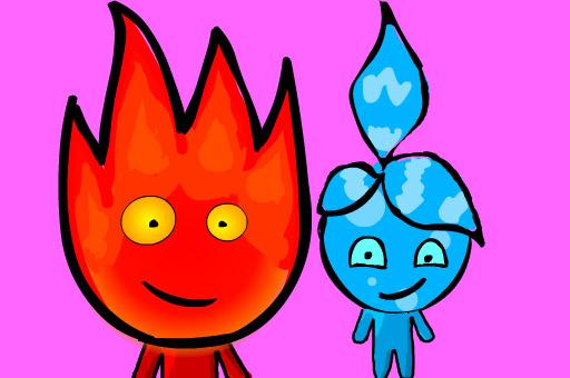 Fireboy and Watergirls.IO