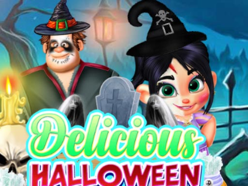 DELICIOUS HALLOWEEN CUPCAKE DRESS UP
