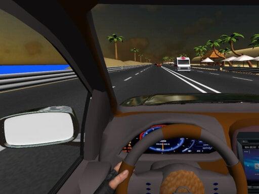 Car Traffic Sim - Popular Games - Cool Math Games