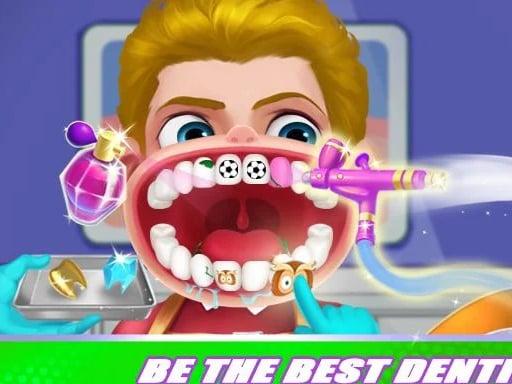 Play Dentist Doctor Game - Dentist Hospital Care