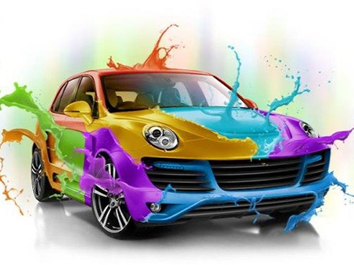 Play Cars Paint 3D Pro
