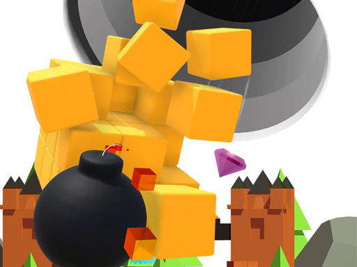 Play Hole Vs Bombs