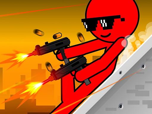 Пистолет Хаоса Стикмен