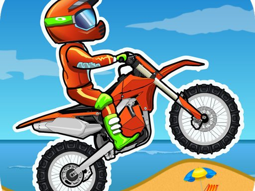 Moto X3M Bike Race Game - Race