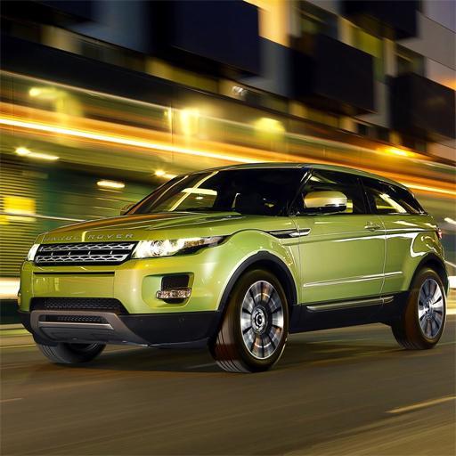 Land Rover Range Rover Slide