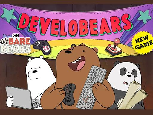 Develobears - We Bare Bears