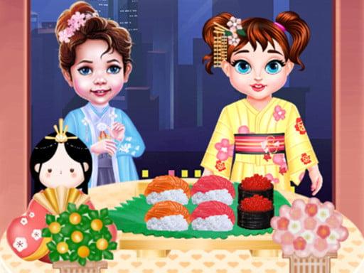 Бэби Тейлор, День японских девочек
