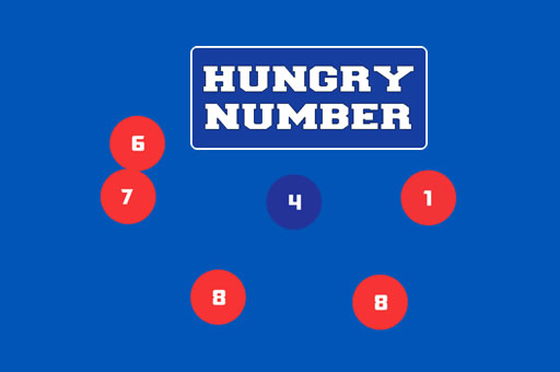 Hungry Numbers