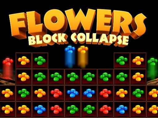 Цветочные блоки свернуть