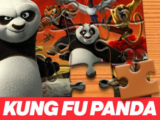 Play Kung Fu Panda Jigsaw Puzzle