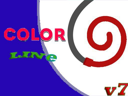 Play coloring lines v7