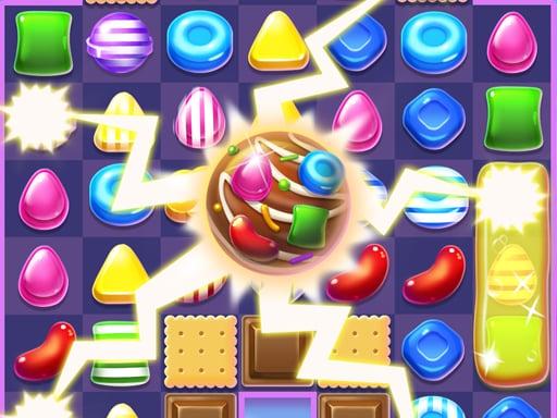 Candy Sweet Mania – Три в ряд