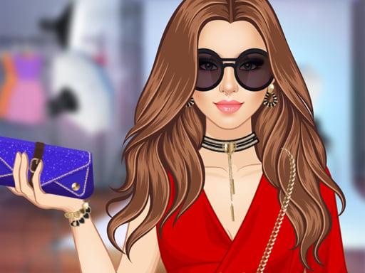 Red Carpet Fashion Dress Up Girls