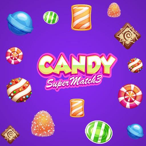 Candy Match Saga   Mobile-friendly   Fullscreen