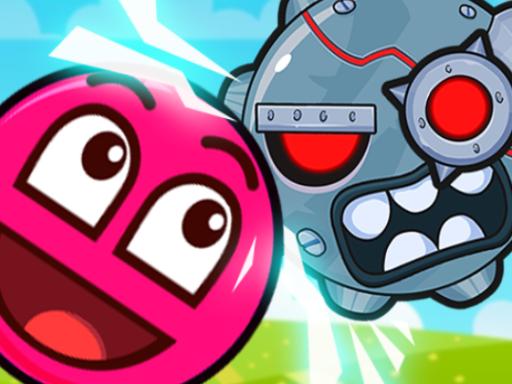 Roller Ball 3: Red Bounce Ball Любовное приключение