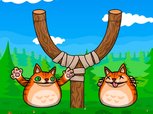 Play Shot the Angry Cat Online