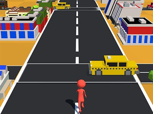 Веселая дорожная гонка 3D