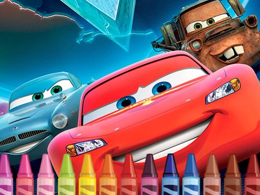 Play McQueen Cars Coloring