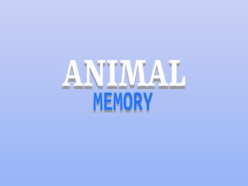 Play Animals Memory