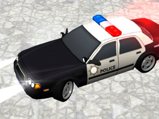 Police Car Parking - Hot Games - Cool Math Games