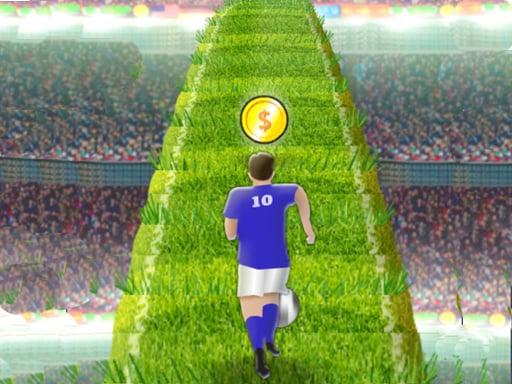 Бегун по футбольным навыкам