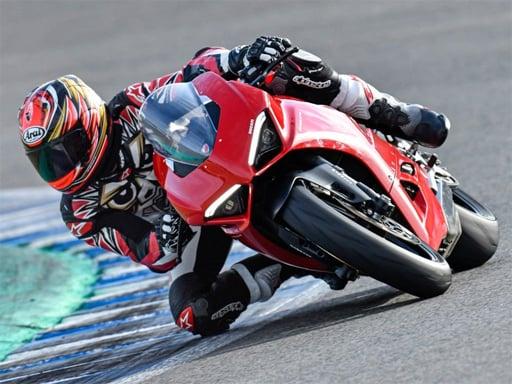 Play 2020 Ducati Panigale Slide Online