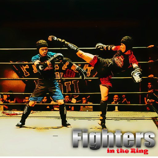 Fighters in the Ring