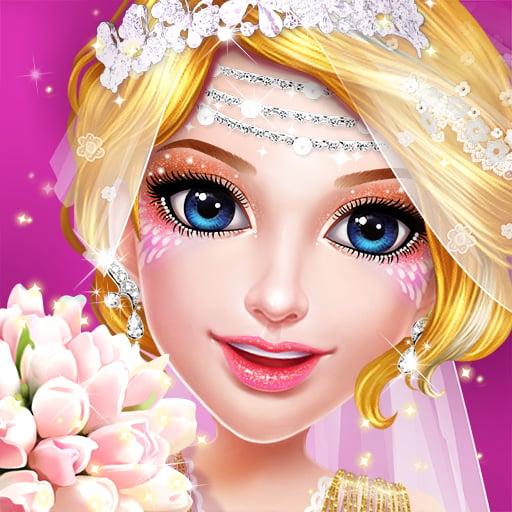Wedding Dress Up - Bride makeover