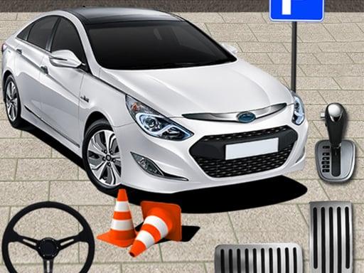 Предварительная игра для парковки автомобилей: Автомобильный драйв