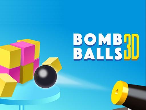 Bomb Balls 3D