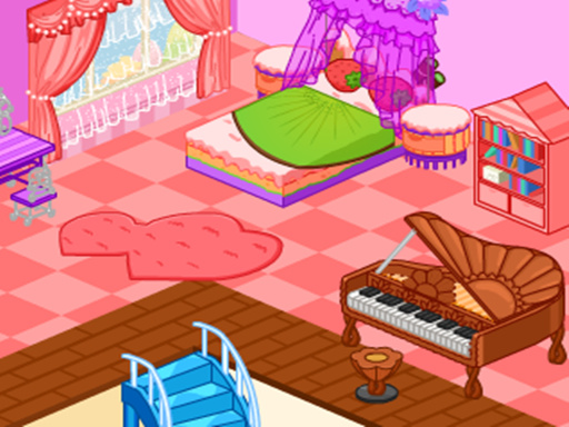 Play Design Dollhouse for Princess Online