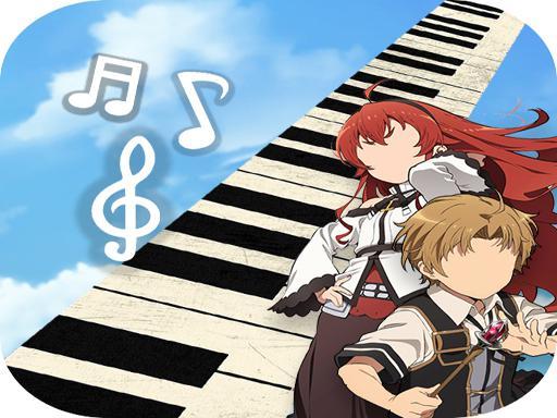 Mushoku Tense - Piano Tiles