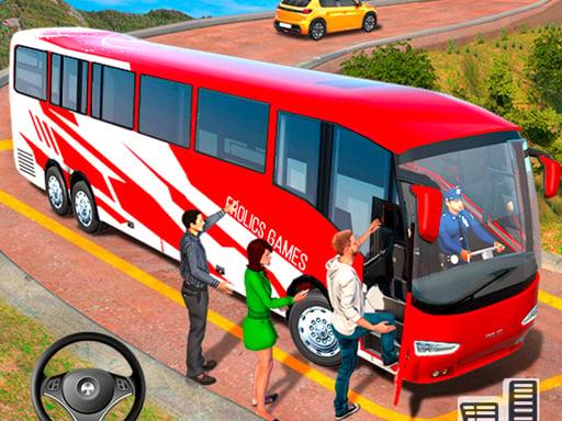 Симулятор современного автобуса Новые парковочные игры – Автобусные игры