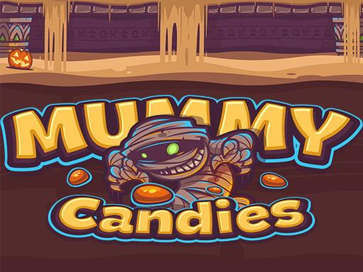 Play Mummy Candies HD