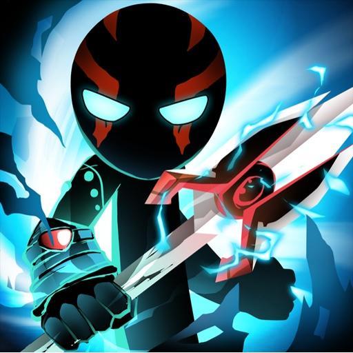God Stickman: Battle of Warriors -Fighting games
