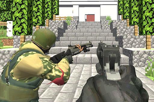 Blocky Siege
