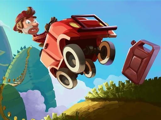 Play Hills Climb Racing