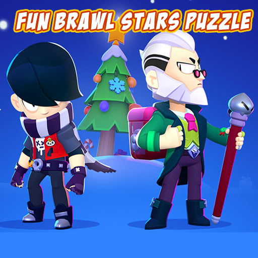 Fun Brawl Stars Jigsaw