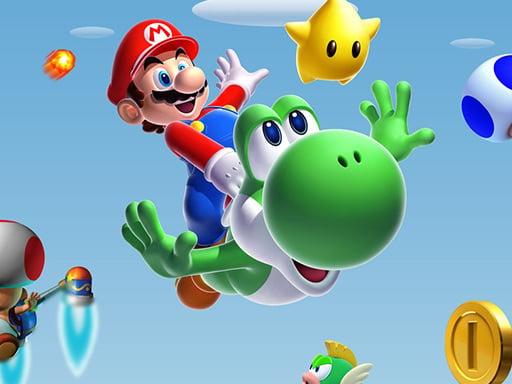 Коллекция головоломок Марио