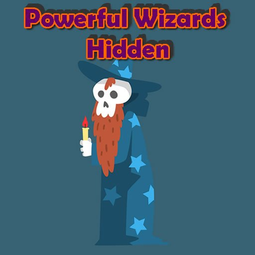 Powerful Wizards Hidden