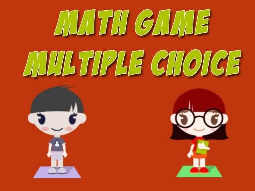數學遊戲多項選擇
