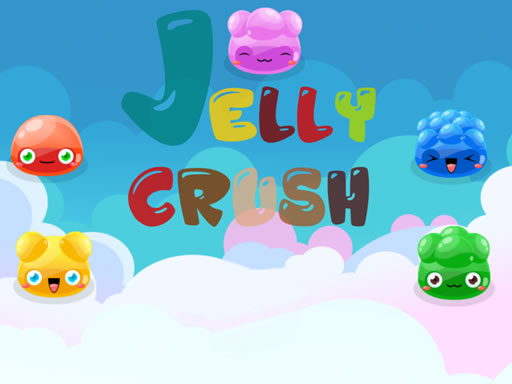 Jelly Crush Matching