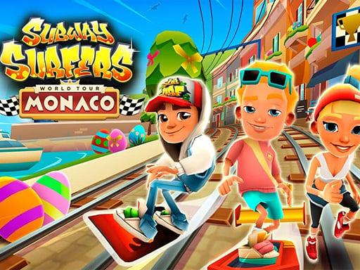 Play Subway Surfers Monaco
